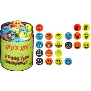 Pro's Pro Vibrationsdämpferf Funny Face 60er Box