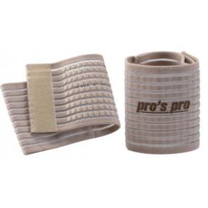 Pro's Pro Handgelenkstütze Ion Anionen Stimulierung beige 75 mm