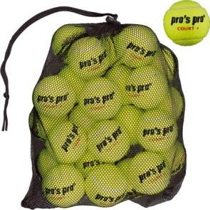 Pros Pro Tennisbälle Court+ 24er drucklos