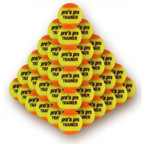 Pros Pro TRAINER gelb/orange 60er