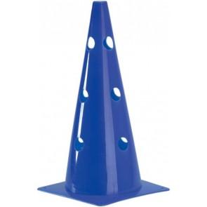 """Pros Pro Markierungskegel 15"""" (38 cm) gelocht blau"""