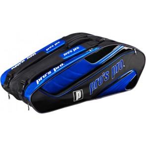 Pro's Pro 12-Racketbag Luxury blau