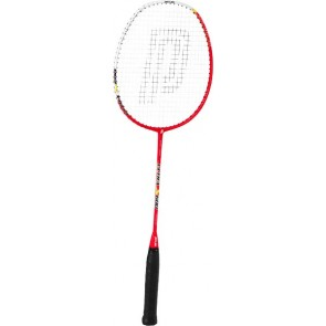 Pro's Pro Ultra 600 Badmintonracket Carbon rot