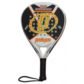 Pro's Pro Paddle Racket Strategem D2