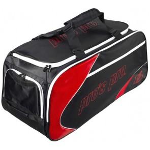 Pro's Pro Tennistasche schwarz-rot