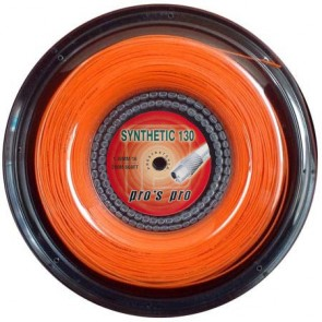 Pro's Pro Synthetic 130 200 m orange