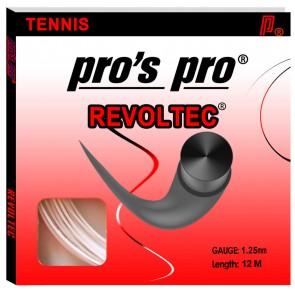 Pro's Pro Revoltec 1.25 12 m weiß