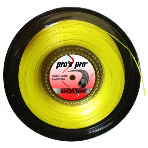 Pro's Pro REVOLTEC 1.25 neon-gelb 200 m
