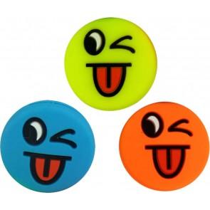 Pro's Pro Vibrationsdämpfer Funny Face Damper Naughty 3er