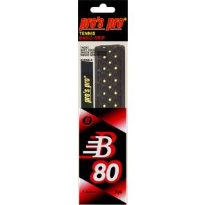 Pro's Pro Basic Grip B 80 schwarz/neon-grün