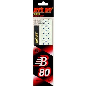 Pro's Pro Basic Grip B 80 weiß/blau