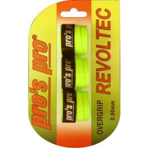 Pros Pro Revoltec Grip 3er lime