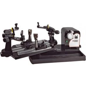 Pro's Pro Besaitungsmaschine Electronic TX-700 schwarz