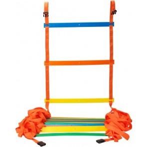 Pro's Pro Koordinationsleiter multicolor 9 m