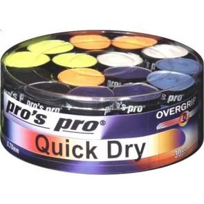 Pro`s Pro Quick Dry 30er weiß
