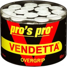 Vendetta Grip 60 pack white