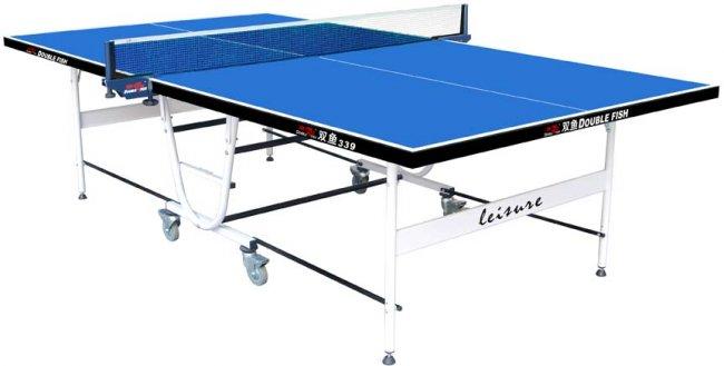 Pro S Double Fish Outdoor Tischtennis Tisch Sw 339 Klbar