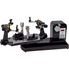 Pros Pro Besaitungsmaschine Electronic SX-01 schwarz