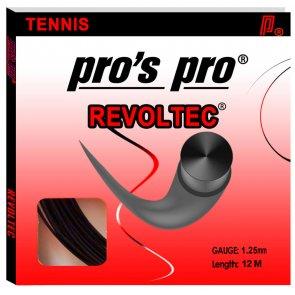 Pro's Pro Revoltec 1.25 12 m schwarz