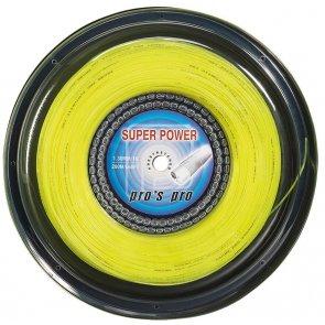 Pros Pro Super Power 200m neon-gelb