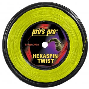 Pros Pro Hexaspin Twist 1.20 200 m lime