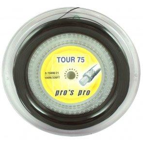 Pro's Pro Tour 75 100 m schwarz