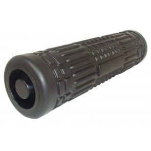 Foam Roller 45 x 12 cm schwarz