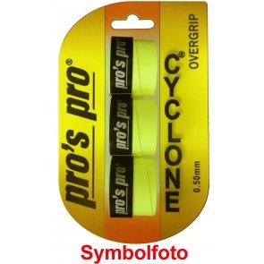 Pros Pro Cyclone Grip 3er weiß