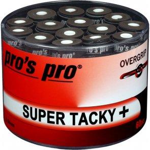 pros pro Tennis Griffband SUPER TACKY PLUS 60er schwarz
