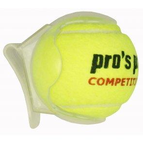 Pros Pro Ballhalter transparent