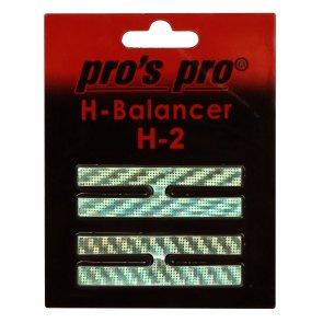 Pros Pro H-BALANCER H-2 (glitter) 2er