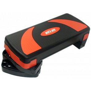Pro's Pro AEROBIC STEPPER schwarz/rot