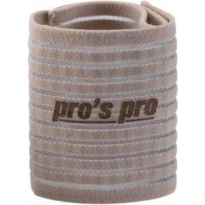 Pro's Pro Handgelenkstütze HS 75 mm mit Klettverschluss, beige