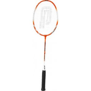 Pro's Pro P-5000 orange/weiss Badmintonracket