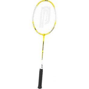 Pro's Pro P-5000 gelb/weiss Badmintonracket