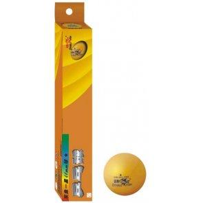 Double Fish 1-Star Tischtennis-Bälle 6er orange