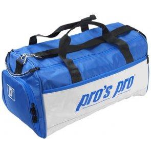 Pro's Pro Freizeittasche blau-silber
