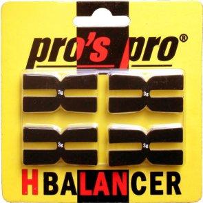 Pro's Pro H-Balancer 4er schwarz