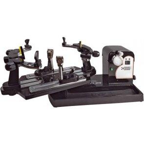 Pros Pro Besaitungsmaschine Electronic TX-700 schwarz