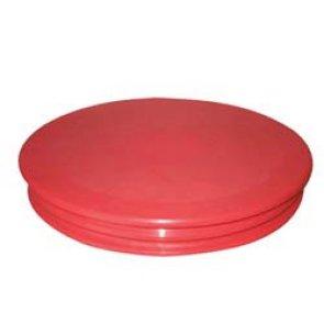 Pro's Pro Balance Pad Luftkissen 32 cm rot