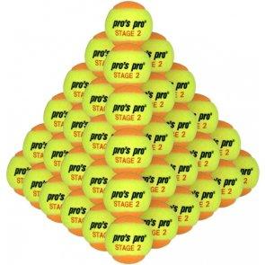pros Pro Stage 2 gelb/orange 60er Beutel