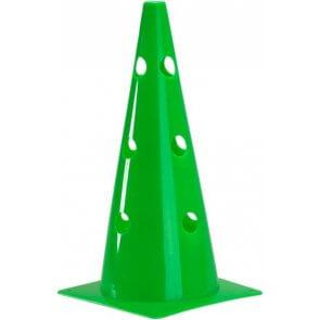 """Pros Pro Markierungskegel 15"""" (38 cm) gelocht,grün"""