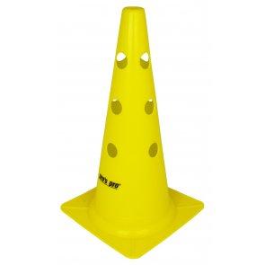 """Pros Pro Markierungskegel 15"""" (38 cm) gelocht, gelb"""