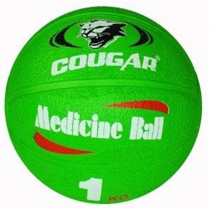Pros Pro Medizinball 1 kg grün