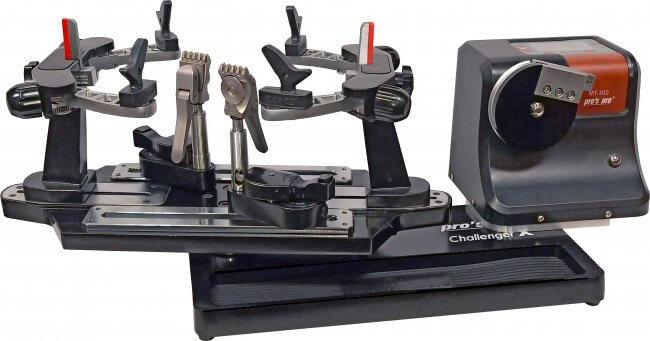 Prodajem NOVU električnu mašinu za špananje reketa, SUPERpovoljno S250-prospro-bespannmaschine-challenger-mt-300_1