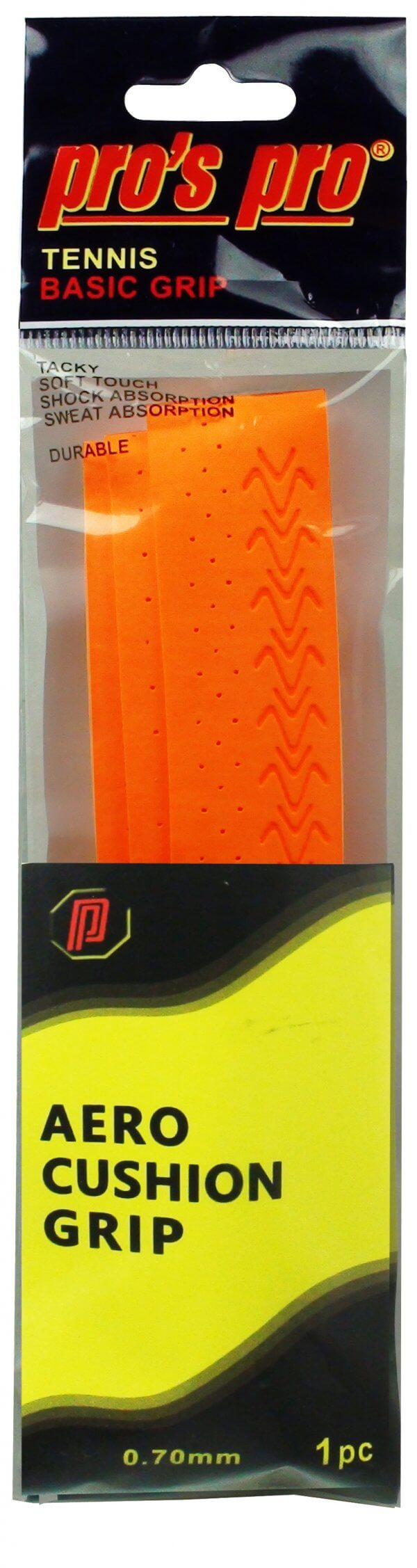 Pro's Pro Aero Cushion Grip orange