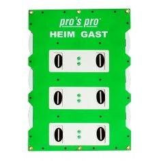 Spielstandanzeiger EXTRA LARGE 82 x 58 cm °