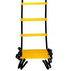 Koordinationsleiter 9 m flach  (Agility Ladder)