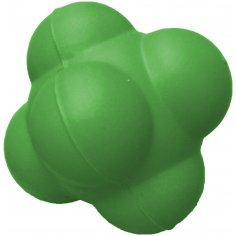 Reaktionsball 7 cm grün