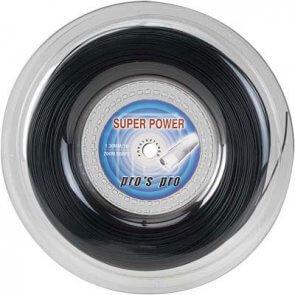 Pros Pro Super Power 200 m schwarz